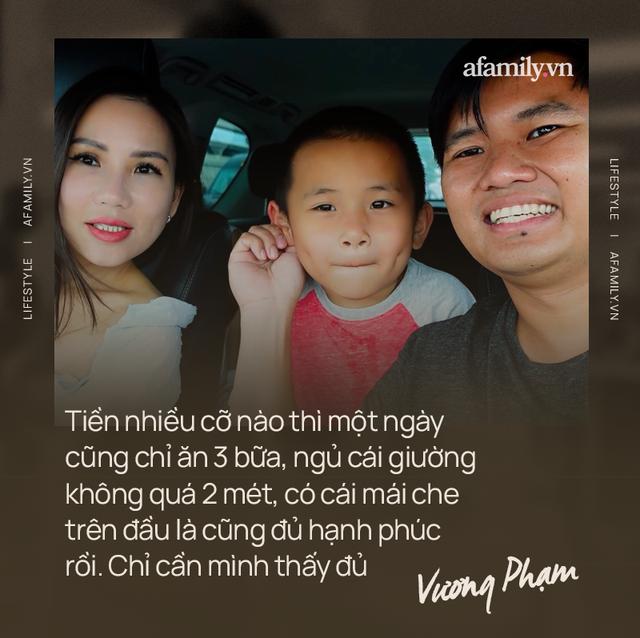 Triệu phú đô la Vương Phạm tiết lộ danh tính trùm cuối đứng tên mọi tài sản triệu đô của mình tại Mỹ và bài học bố dạy để dù có tiền cũng quyết chọn sự giản dị  - Ảnh 4.