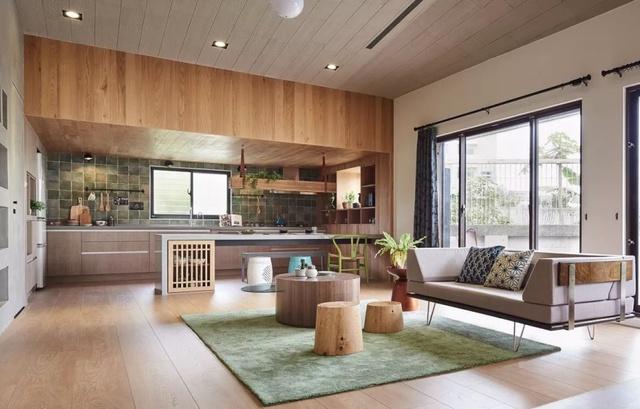 Ngôi nhà vườn ngập tràn yêu thương, đầy nắng gió và cây xanh của vợ chồng trẻ ở Nhật - Ảnh 3.