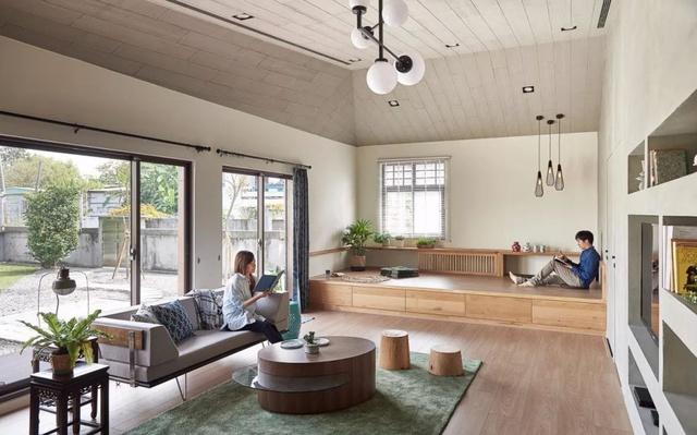 Ngôi nhà vườn ngập tràn yêu thương, đầy nắng gió và cây xanh của vợ chồng trẻ ở Nhật - Ảnh 4.