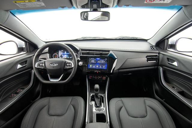 Cận cảnh mẫu ô tô Trung Quốc giá 168 triệu đồng, được đăng ký tại Việt Nam - Ảnh 5.