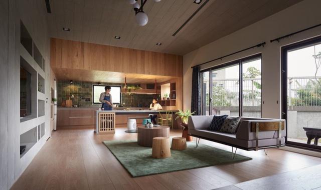 Ngôi nhà vườn ngập tràn yêu thương, đầy nắng gió và cây xanh của vợ chồng trẻ ở Nhật - Ảnh 6.