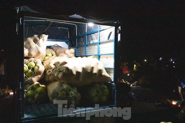Đội đèn xuyên đêm bán bưởi Phúc Trạch đặc sản  - Ảnh 2.