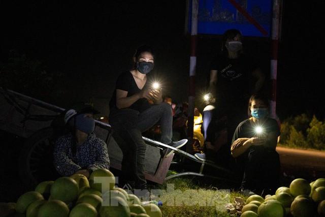 Đội đèn xuyên đêm bán bưởi Phúc Trạch đặc sản  - Ảnh 11.