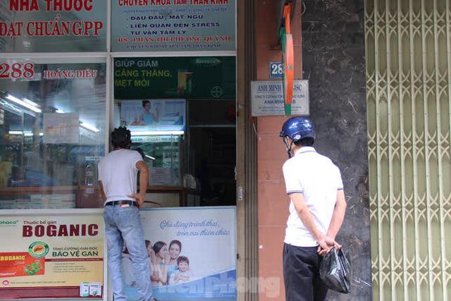 Hình ảnh Đà Nẵng trong ngày đầu chuyển trạng thái chống dịch mới  - Ảnh 12.