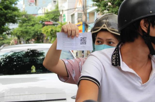 Hình ảnh Đà Nẵng trong ngày đầu chuyển trạng thái chống dịch mới  - Ảnh 5.