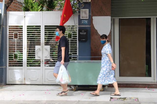 Hình ảnh Đà Nẵng trong ngày đầu chuyển trạng thái chống dịch mới  - Ảnh 10.