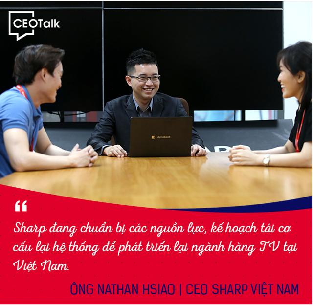 CEO Sharp Việt Nam: Người dùng Việt tiết kiệm hơn người Thái Lan, Nhật Bản - Ảnh 6.