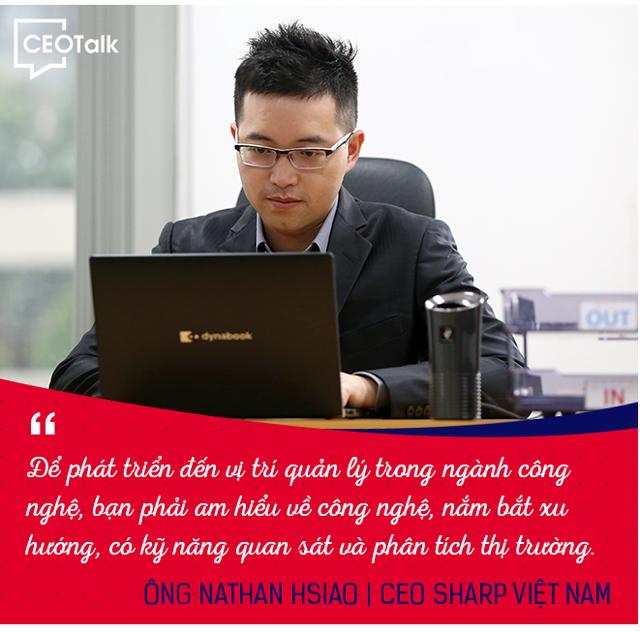 CEO Sharp Việt Nam: Người dùng Việt tiết kiệm hơn người Thái Lan, Nhật Bản - Ảnh 8.