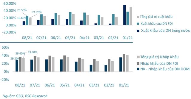BSC: Triển vọng KQKD kém tích cực trong quý 3 sẽ kéo theo sự phân hóa và biến động mạnh của cổ phiếu - Ảnh 2.