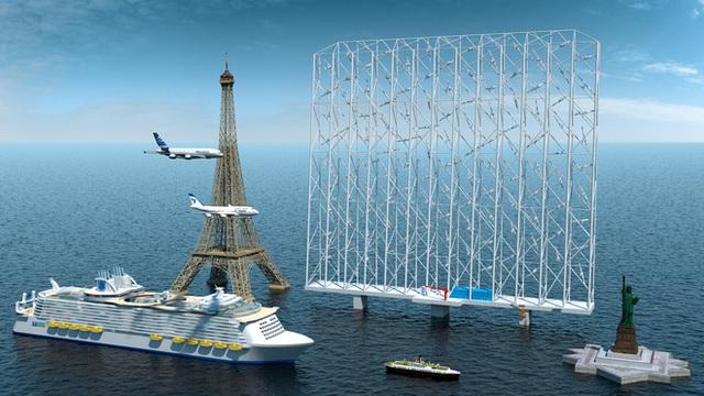 Cao ngang tháp Eiffel với 126 cánh quạt, hệ thống turbine điện gió mới sắp làm nên cuộc cách mạng ngành năng lượng tái tạo - Ảnh 2.