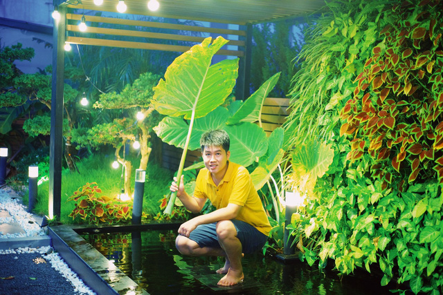 Giám đốc 8X và quyết định gây sốc ở tuổi 30: Nghỉ việc – bỏ phố về vùng ngoại ô, mua nhà trên cao để trồng cây, nuôi cá, kết quả sau 3 năm khiến ai cũng kinh ngạc - Ảnh 6.