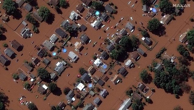Tổng thống Mỹ tuyên bố thảm họa thiên tai do bão Ida ở New Jersey - Ảnh 1.