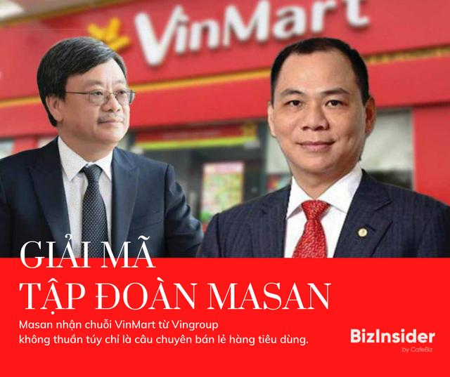 Chiến lược kiềng ba chân: Giải mã việc Masan nhận lại chuỗi VinMart từ Vingroup và bắt tay cùng Alibaba - Ảnh 2.