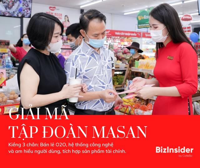 Chiến lược kiềng ba chân: Giải mã việc Masan nhận lại chuỗi VinMart từ Vingroup và bắt tay cùng Alibaba - Ảnh 3.