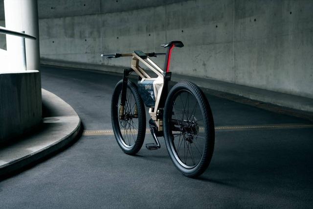 Đây sẽ là giải pháp lý tưởng thay thế xe máy tại Việt Nam - Xe đạp có tốc độ 60 km/h, ghế chỉnh điện, nhận diện khuôn xịn hơn cả ô tô - Ảnh 3.