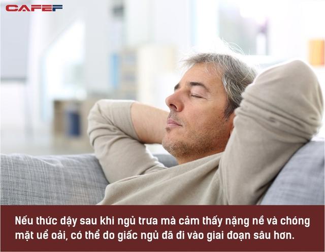 3 cách ngủ trưa sai lầm đang SÁT HẠI tuổi thọ mà chính bạn không hề hay biết: Nếu không muốn gia tăng nguy cơ tử vong thì đừng nên quên - Ảnh 2.