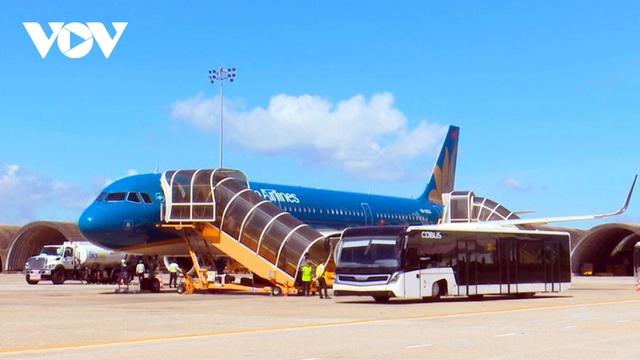 Đầu tư sân bay Chu Lai trở thành Cảng hàng không quốc tế giai đoạn 2021-2030 - Ảnh 1.