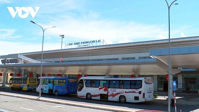 Đầu tư sân bay Chu Lai trở thành Cảng hàng không quốc tế giai đoạn 2021-2030 - Ảnh 2.