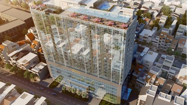 Dự án Discovery Complex II khai trương căn hộ mẫu