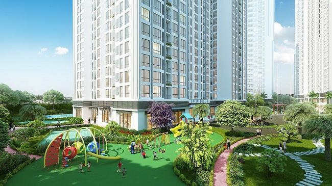 Tòa căn hộ Park 5 – Vinhomes Times City chính thức mở bán