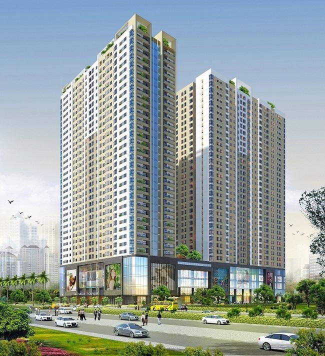 Gemek Tower chính thức mở bán đợt tiếp theo