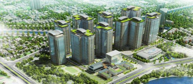 Chính thức mở bán giai đoạn 3 Goldmark City