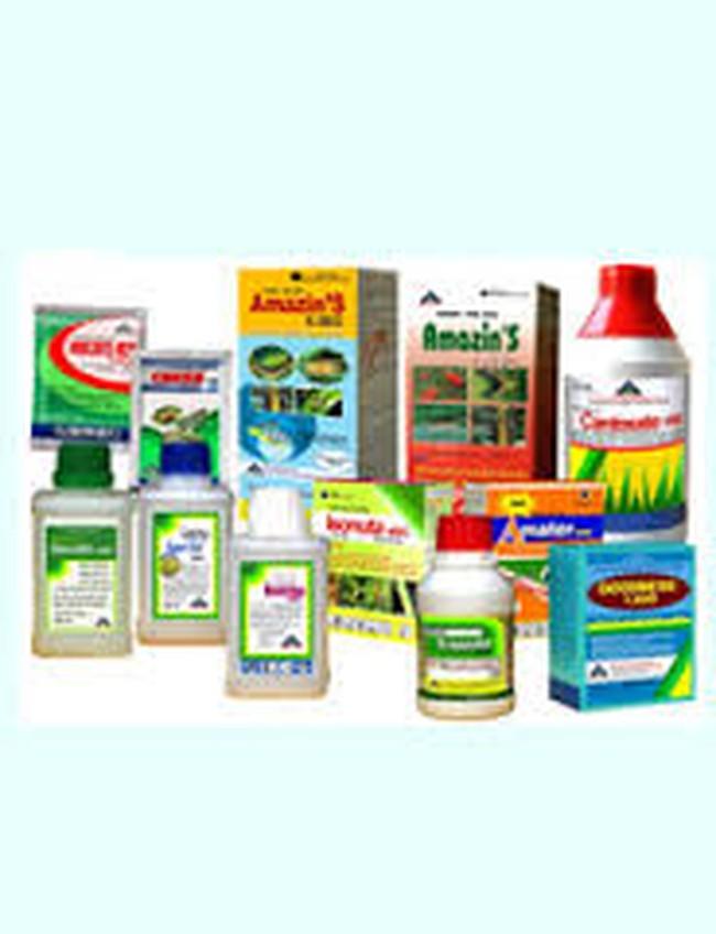 Bảy tháng, VN nhập trên 9.000 tỷ thuốc trừ sâu và nguyên liệu