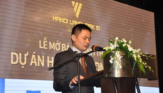 Mở bán thành công dự án Hanoi Landmark 51