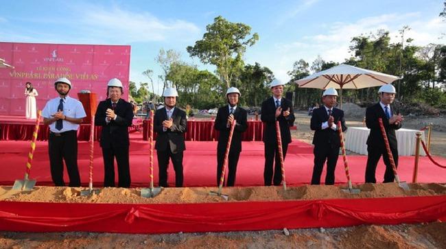 Chính thức công bố dự án Vinpearl Paradise Villas - Phú Quốc 4