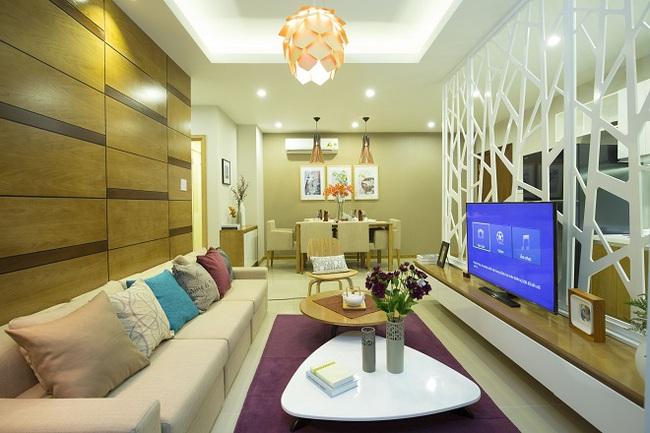 Sacomreal mở bán căn hộ thông minh Luxury Home