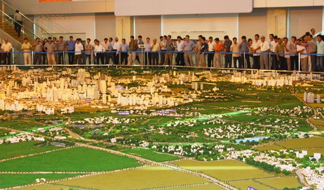 Hà Nội phê duyệt phân khu đô thị hơn 1.200ha tại Mê Linh và Đông Anh