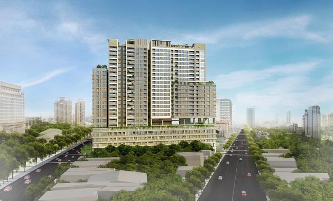 Mua căn hộ mặt tiền đường Nguyễn Văn Trỗi - thanh toán 1%/tháng
