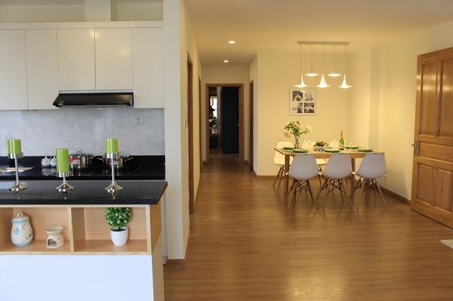 Mở bán những căn hộ cao cấp Parkview Residence đã hoàn thiện