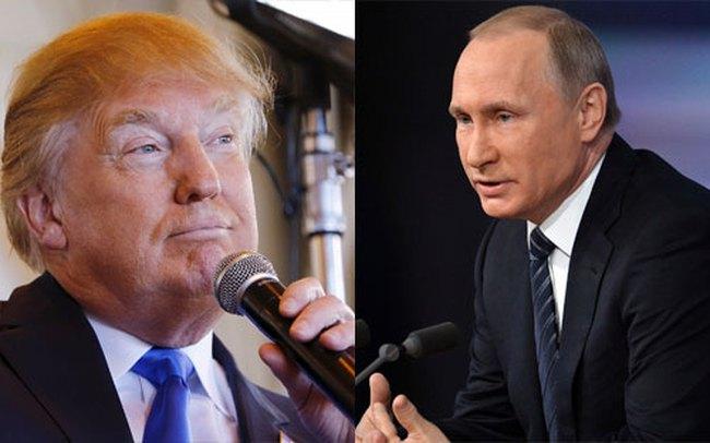 "Putin, Donald Trump ""tung hô"" lẫn nhau"