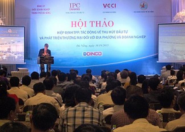 Chuyên gia Mỹ: Đà Nẵng nên lập khu thương mại tự do để tận dụng TPP