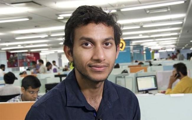 Doanh nhân 21 tuổi nắm mạng lưới 1.000 khách sạn ở Ấn Độ