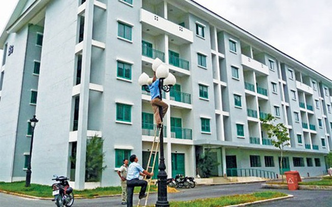 TPHCM nâng mức vay cho người thu nhập thấp mua nhà lên 500 triệu đồng