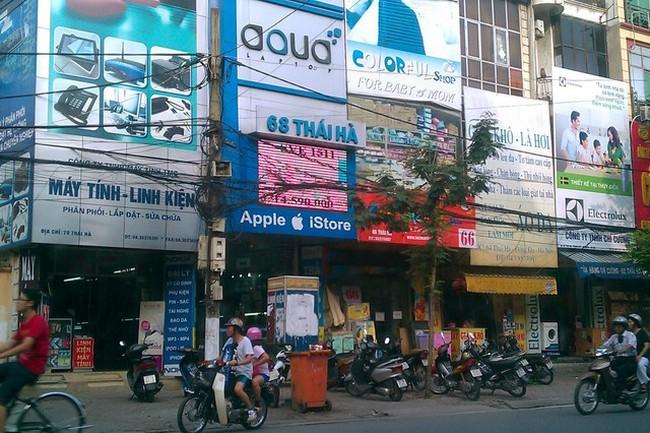 Hà Nội: Khảo sát giá thuê mặt bằng tại hàng loạt con phố đắc địa