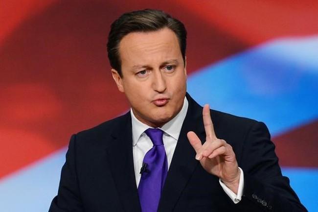 Thủ tướng Anh David Cameron ra điều kiện để ở lại trong EU
