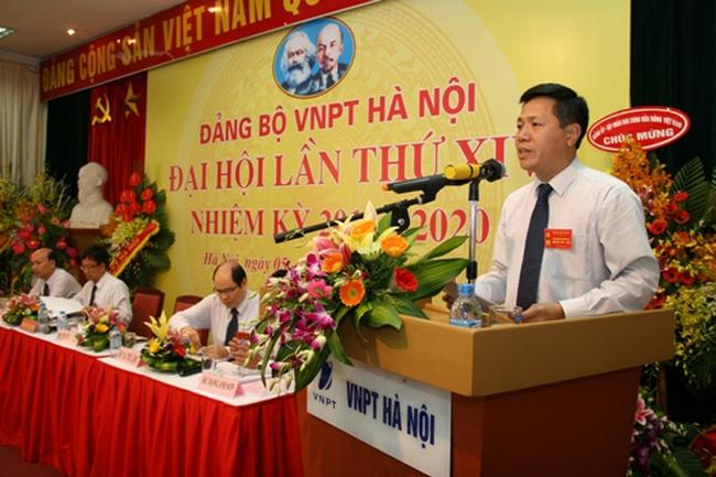 Giám đốc VNPT Hà Nội được bổ nhiệm làm Tổng giám đốc VNPT