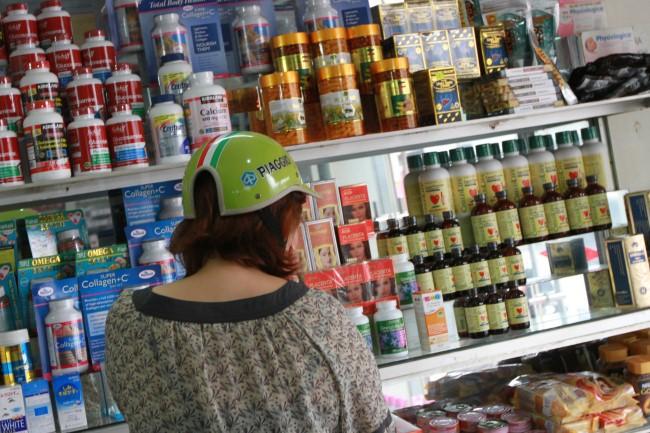 """Bảo vệ người tiêu dùng trước """"ma trận"""" thực phẩm chức năng"""