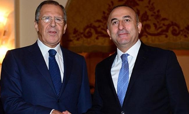 """Thổ Nhĩ Kỳ """"kiên trì"""" đề nghị, Ngoại trưởng Nga đồng ý gặp gỡ"""
