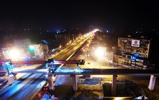 10 năm nữa Hà Nội sẽ có 5 tuyến đường sắt trên cao