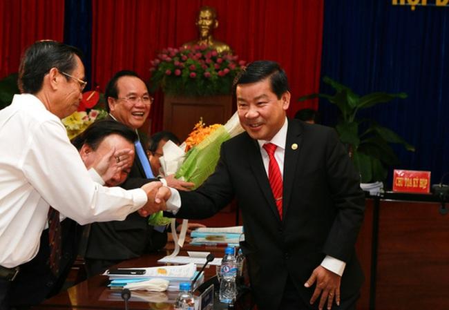 Ông Trần Thanh Liêm được bầu làm Chủ tịch tỉnh Bình Dương