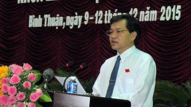 Phê chuẩn Chủ tịch tỉnh Bình Thuận