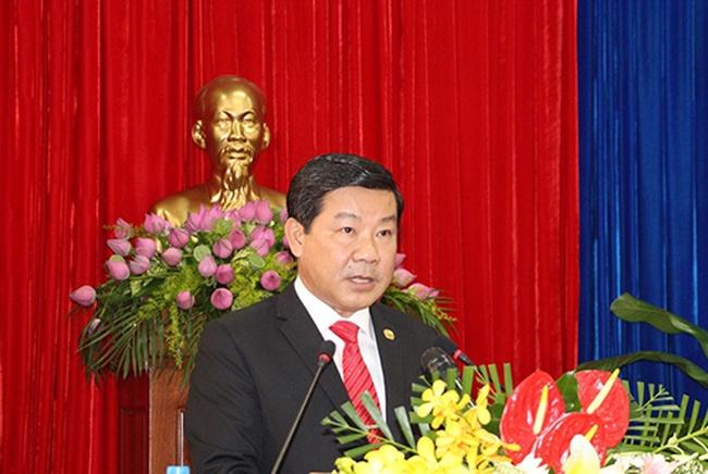 Ông Trần Thanh Liêm giữ chức Chủ tịch tỉnh Bình Dương