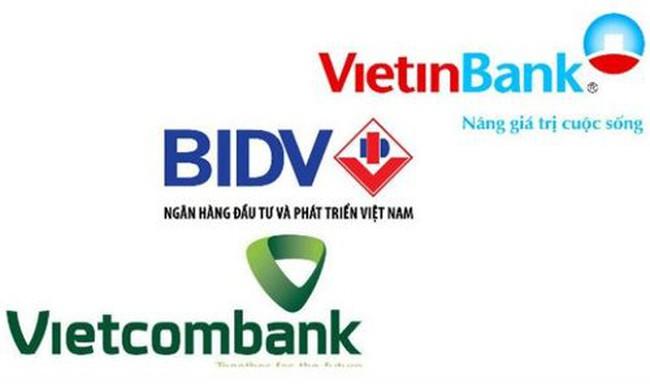 """Ba ngân hàng lớn sẽ """"xông xênh"""" vốn?"""