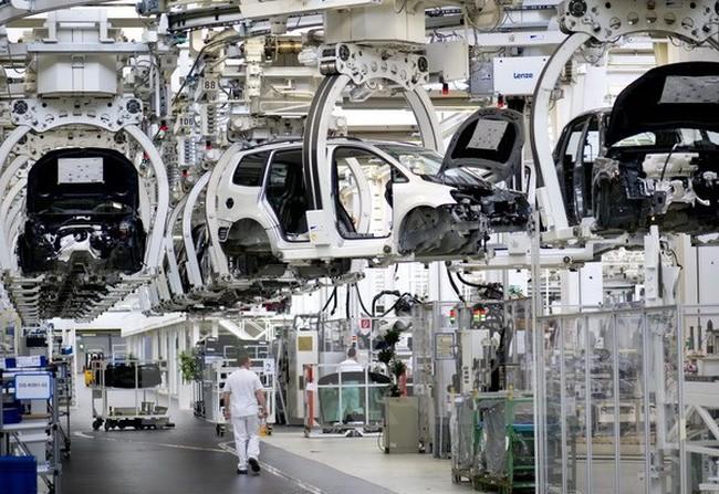 Xuất khẩu Đức không bị ảnh hưởng bởi vụ bê bối của Volkswagen