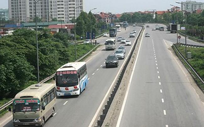 Từ ngày 30/6 sẽ thu phí tuyến cao tốc Pháp Vân - Cầu Giẽ