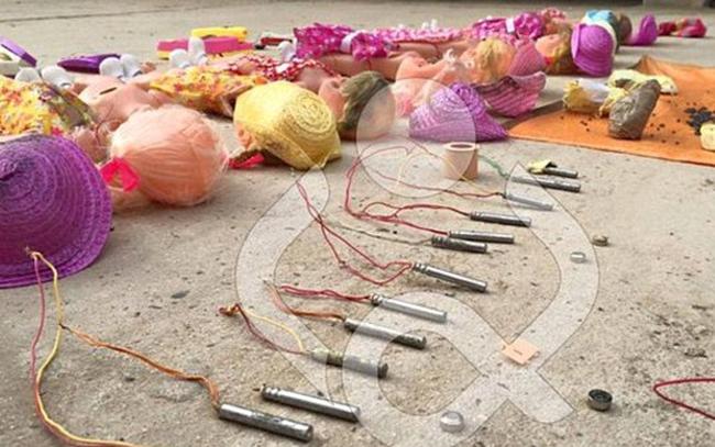 IS gài bom vào búp bê đồ chơi nhằm giết hại trẻ em Iraq vô tội